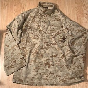 Military Issued Fatigues Marine/Navy